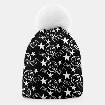 Thumbnail image of stars and moon Beanie, Live Heroes