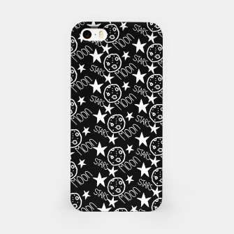 Thumbnail image of stars and moon iPhone Case, Live Heroes