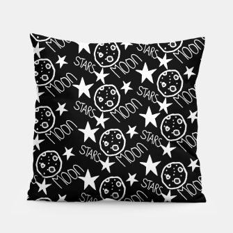 Miniatur stars and moon Pillow, Live Heroes