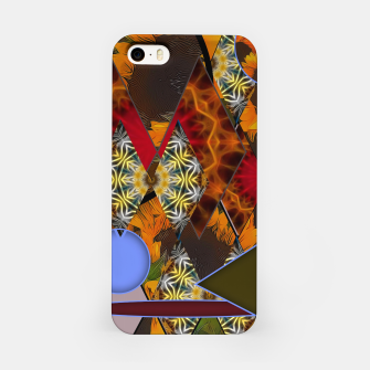 Thumbnail image of Sunflower Collage iPhone Case, Live Heroes