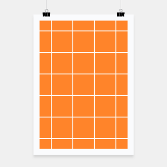 Thumbnail image of Grid on turmeric Poster, Live Heroes