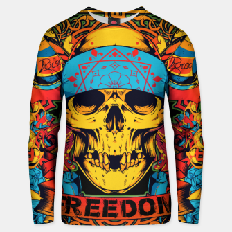 Thumbnail image of OPERATION DESERT STORM Freedom Edition Unisex sweater, Live Heroes