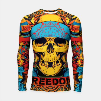 Thumbnail image of OPERATION DESERT STORM Freedom Edition Longsleeve rashguard , Live Heroes