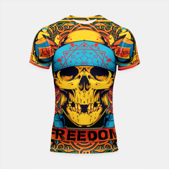 Thumbnail image of OPERATION DESERT STORM Freedom Edition Shortsleeve rashguard, Live Heroes