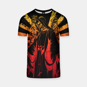 Thumbnail image of KEEPER SKULL T-shirt, Live Heroes