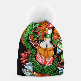 Thumbnail image of SNAKE OIL Beanie, Live Heroes