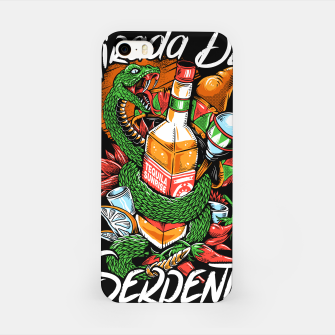 SNAKE OIL iPhone Case thumbnail image