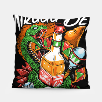 SNAKE OIL Pillow thumbnail image
