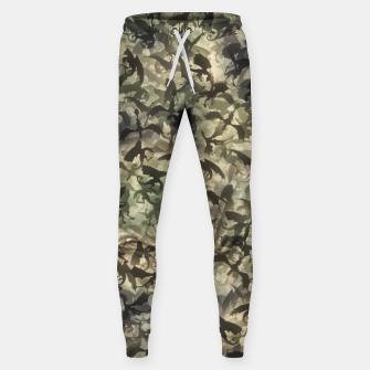 Thumbnail image of Dragons camouflage Sweatpants, Live Heroes