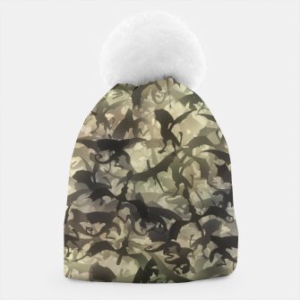 Thumbnail image of Dragons camouflage Beanie, Live Heroes
