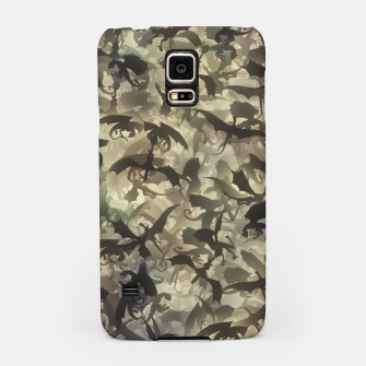 Thumbnail image of Dragons camouflage Samsung Case, Live Heroes