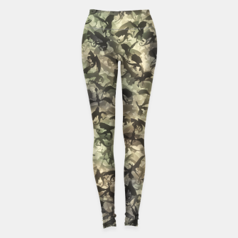 Thumbnail image of Dragons camouflage Leggings, Live Heroes