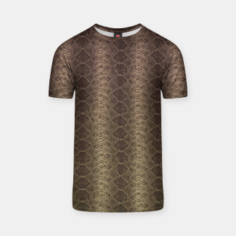 Thumbnail image of Snake Ey One Tshirt, Live Heroes