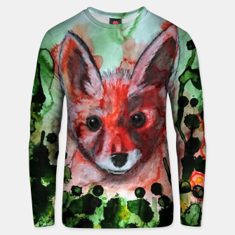 Thumbnail image of Curious Unisex sweater, Live Heroes