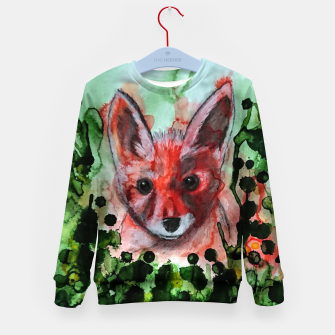 Thumbnail image of Curious Kid's sweater, Live Heroes