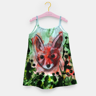 Thumbnail image of Curious Girl's dress, Live Heroes