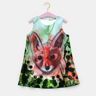 Thumbnail image of Curious Girl's summer dress, Live Heroes