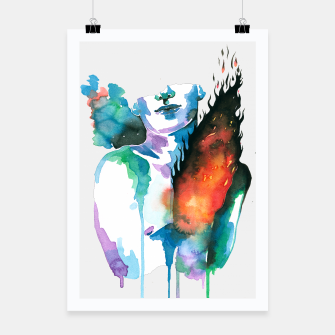 Thumbnail image of phoenix Poster, Live Heroes