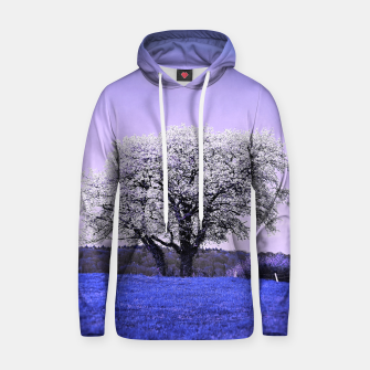 Thumbnail image of the lonely tree db Hoodie, Live Heroes