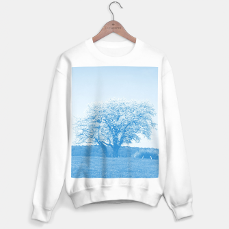 Thumbnail image of the lonely tree wb Sweater regular, Live Heroes