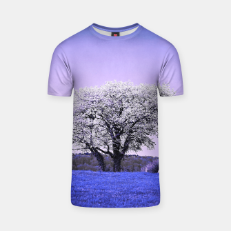 Thumbnail image of the lonely tree db T-shirt, Live Heroes