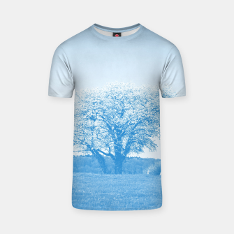 Thumbnail image of the lonely tree wb T-shirt, Live Heroes