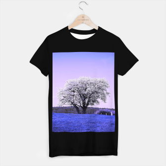 Thumbnail image of the lonely tree db T-shirt regular, Live Heroes