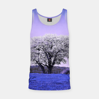 Thumbnail image of the lonely tree db Tank Top, Live Heroes