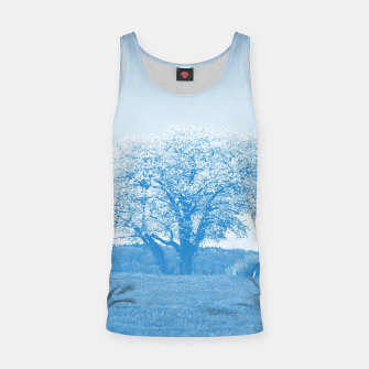 Thumbnail image of the lonely tree wb Tank Top, Live Heroes