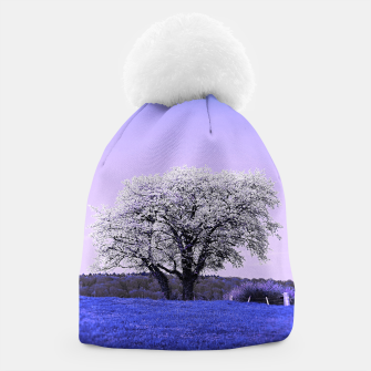 Thumbnail image of the lonely tree db Beanie, Live Heroes