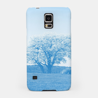 Thumbnail image of the lonely tree wb Samsung Case, Live Heroes