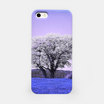 Thumbnail image of the lonely tree db iPhone Case, Live Heroes