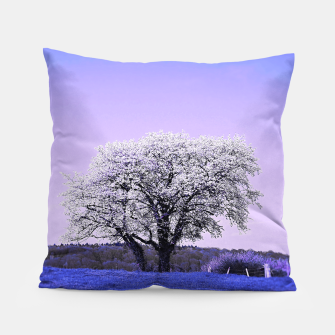 Thumbnail image of the lonely tree db Pillow, Live Heroes