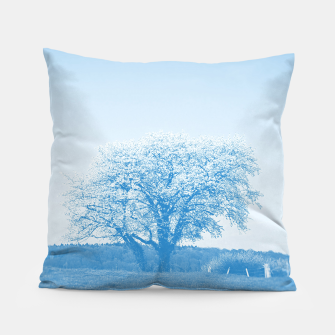 Thumbnail image of the lonely tree wb Pillow, Live Heroes