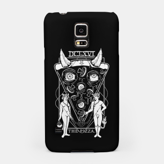 Thumbnail image of Pizza Demon Tarot Card Samsung Case, Live Heroes