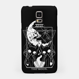 Thumbnail image of The Moon Tarot Card Samsung Case, Live Heroes