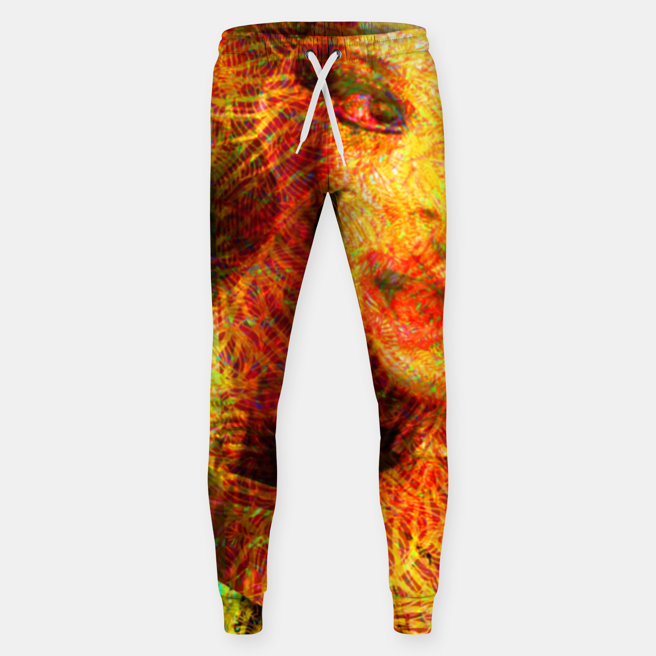 Image of fame  Sweatpants - Live Heroes