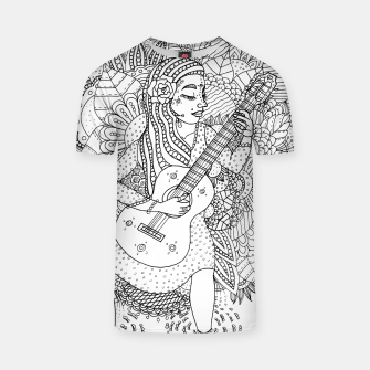 Thumbnail image of T-shirt My inner music, Live Heroes