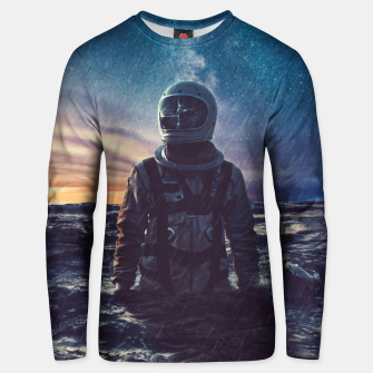 Thumbnail image of Stranded Unisex sweater, Live Heroes