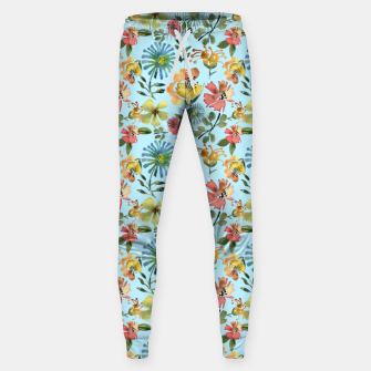 Thumbnail image of Miss Morocco Pale blue Sweatpants, Live Heroes