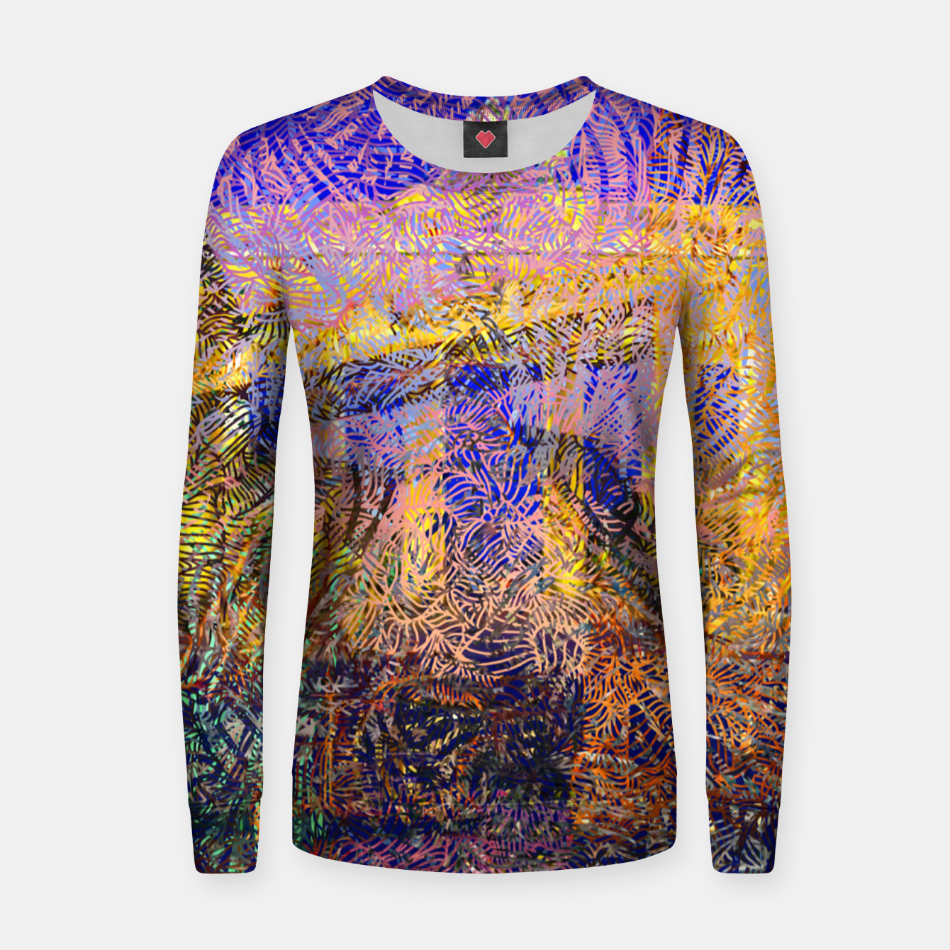Image of LoPaNeBe Women sweater - Live Heroes