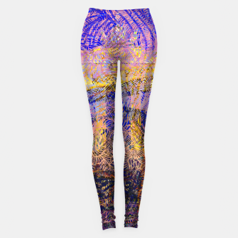 Thumbnail image of LoPaNeBe Leggings, Live Heroes
