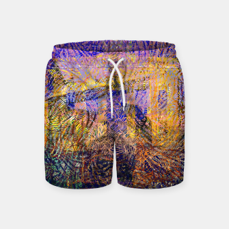Thumbnail image of LoPaNeBe Swim Shorts, Live Heroes