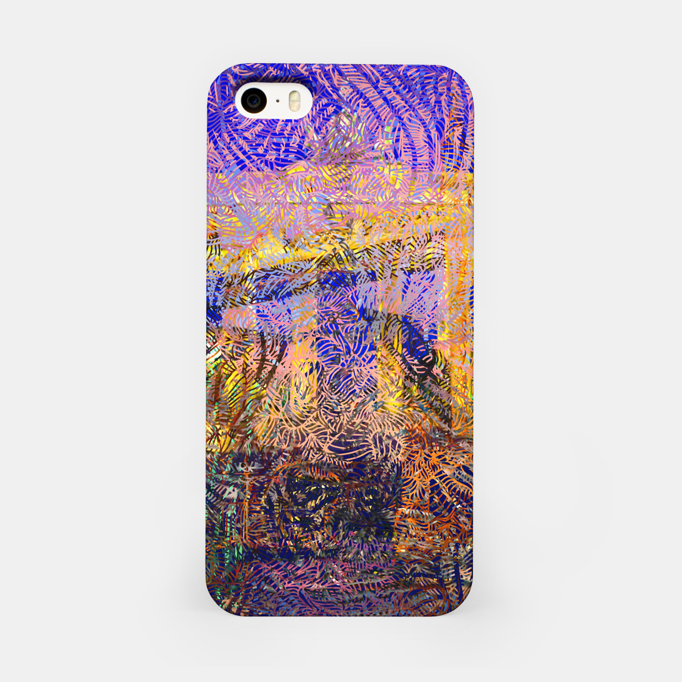 Image of LoPaNeBe iPhone Case - Live Heroes
