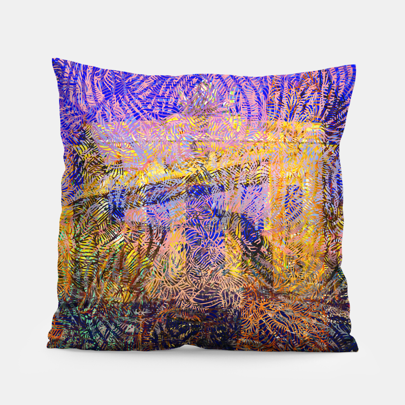 Image of LoPaNeBe Pillow - Live Heroes