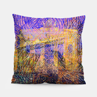 Thumbnail image of LoPaNeBe Pillow, Live Heroes