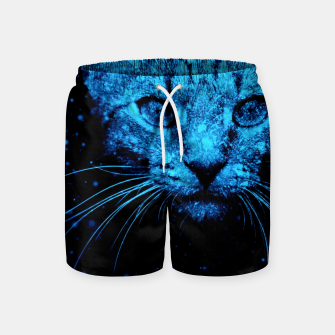 Snow Cat Swim Shorts thumbnail image