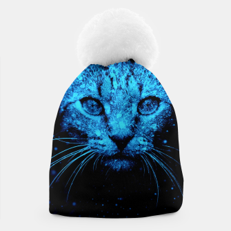 Thumbnail image of Snow Cat Beanie, Live Heroes