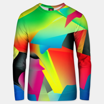 Thumbnail image of Abstraction Square no 02 Bluza unisex, Live Heroes