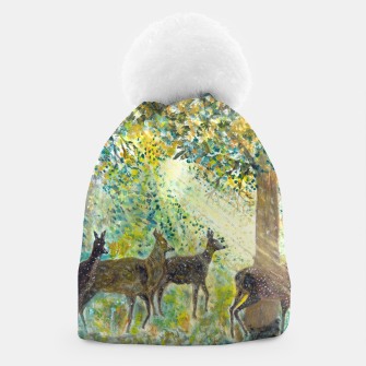 Thumbnail image of Adorable deers Beanie, Live Heroes